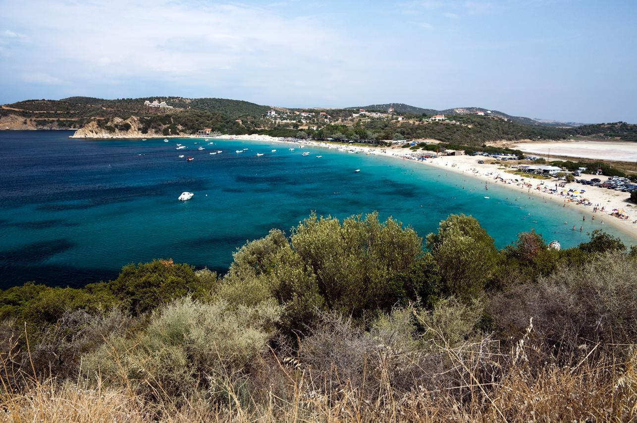 8c2fe0b32 Γαλάζια Σημαία 2018: Αυτές οι παραλίες βραβεύτηκαν σε Θεσσαλονίκη και  Χαλκιδική