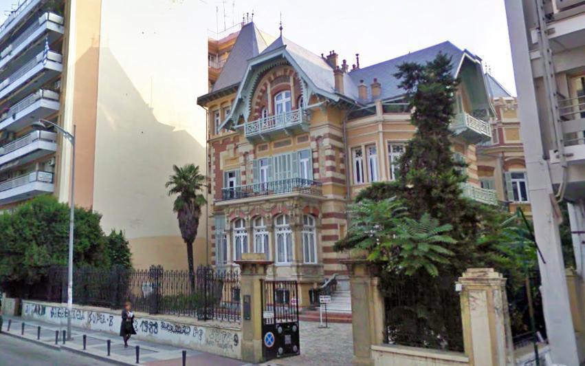 Αποτέλεσμα εικόνας για θεσσαλονικη κτιρια