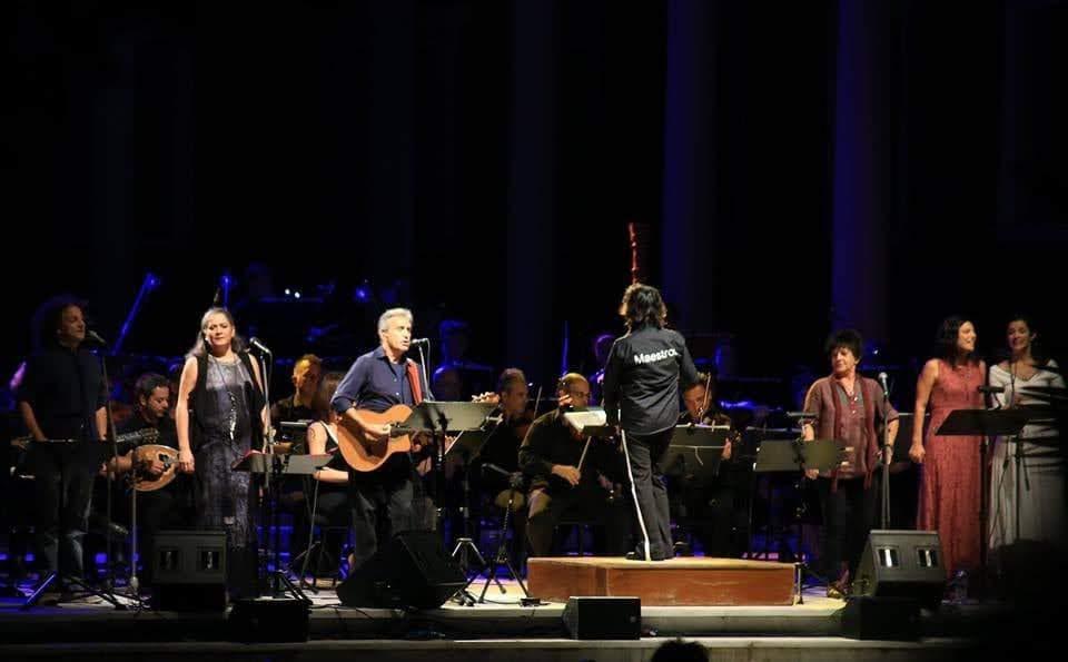 """b892e013da7 Το έργο """"Άξιον Εστί"""", σε μουσική Μίκη Θεοδωράκη και σε ποίηση Οδυσσέα Ελύτη  θα ερμηνεύσει ο Γιώργος Νταλάρας με τη Συμφωνική Ορχήστρα του ΑΠΘ και τη ..."""