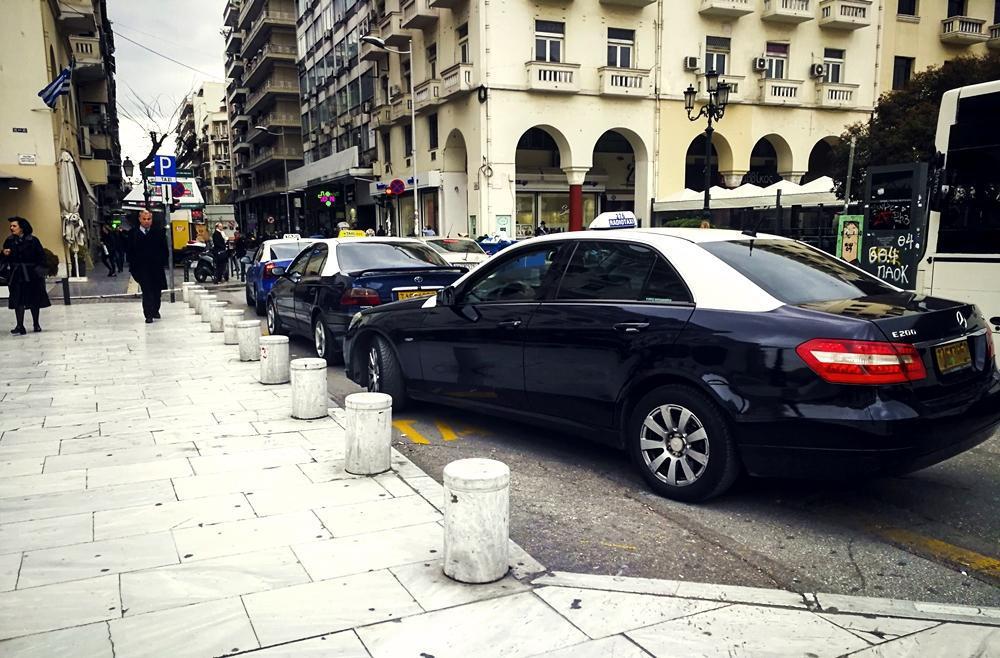cf86707a3de Τι σχεδιάζεται για τις πιάτσες ταξί της Θεσσαλονίκης – Αναλυτικά οι ...