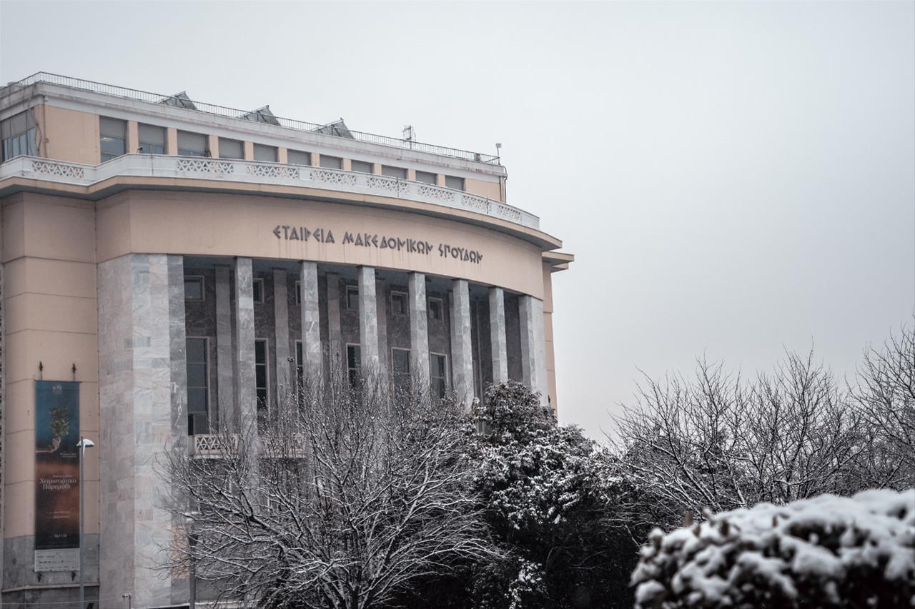 Ξεκινάει η επέλαση του «Λέανδρου» – Τα σενάρια για χιονοπτώσεις στη Θεσσαλονίκη
