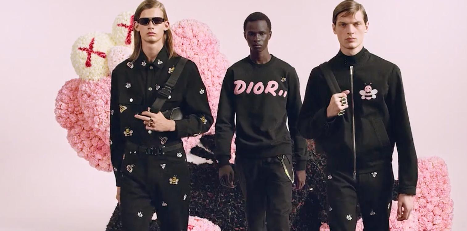 """59c83ce0fd """"Κίτρινα γιλέκα"""" και Εβδομάδα ανδρικής μόδας δεν συμβαδίζουν… και για τον  λόγο αυτό το ντεφιλέ του οίκου Dior για τον άνδρα στο Παρίσι θα  πραγματοποιηθεί ..."""