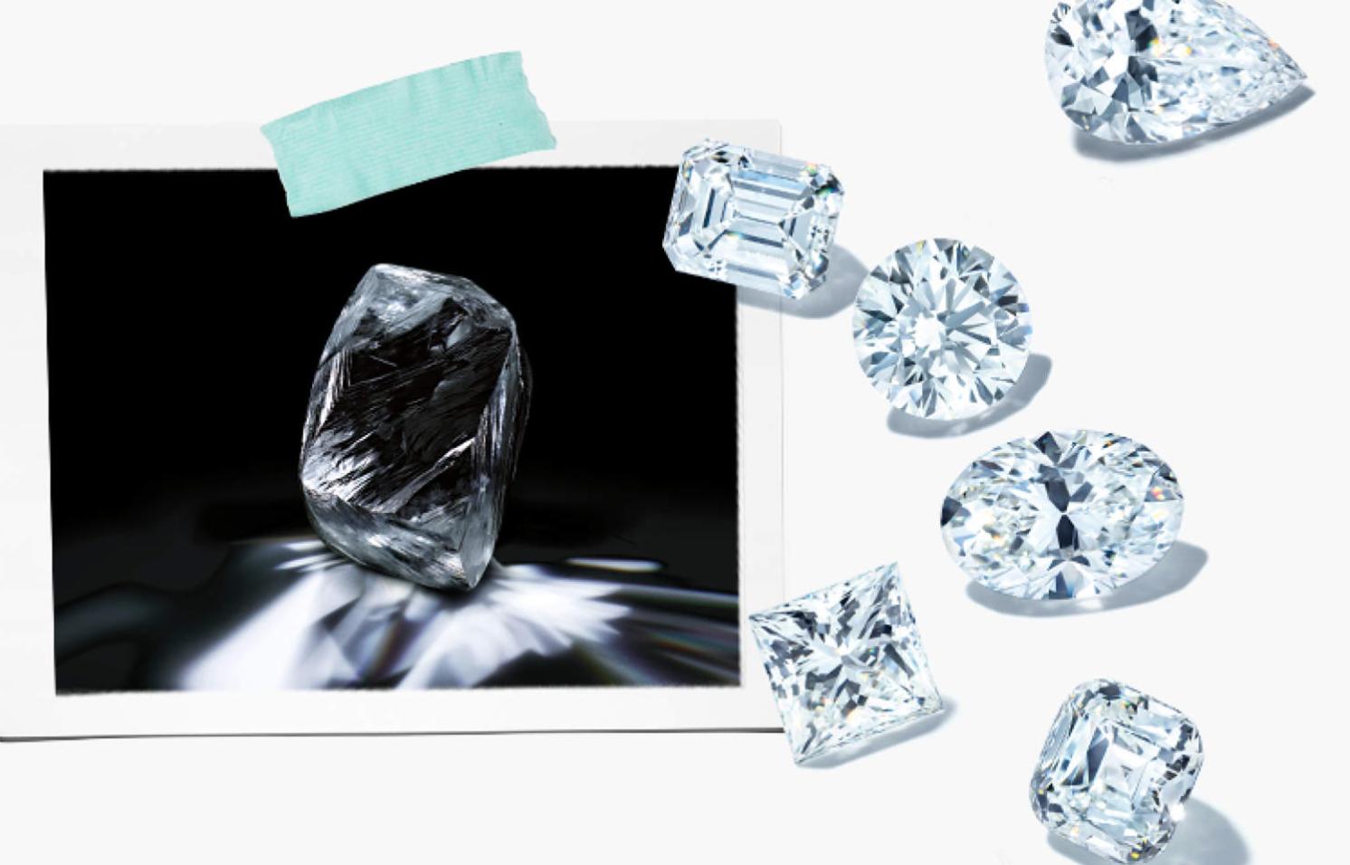 Το διάσημο αμερικανικό κοσμηματοπωλείο Tiffany ανακοίνωσε σήμερα ότι θα  αποκαλύπτει στο εξής την προέλευση των διαμαντιών του στους πελάτες του a35501d527b
