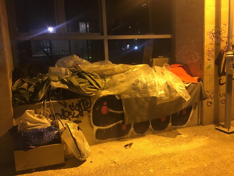 Ένα «γκέτο» στην οδό Τσιμισκή 136 έχει εμφανιστεί το τελευταίο ... 2ae7a5874eb