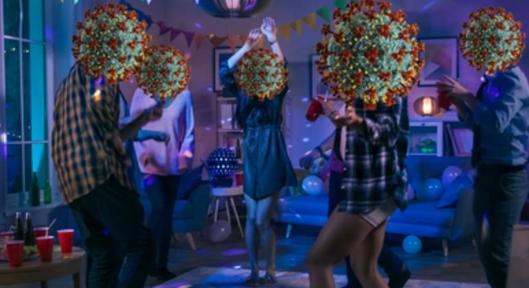 Τούμπα: Πάρτι σε διαμέρισμα παρά το lockdown- Πρόστιμα 3000 ευρώ στους διοργανωτές