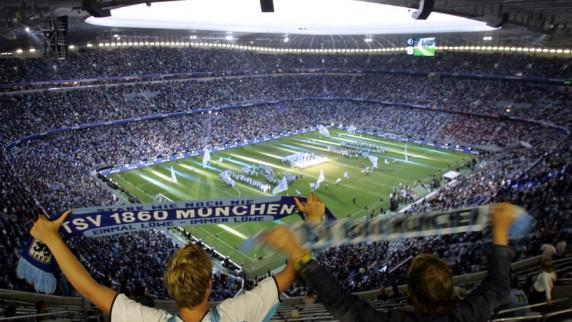 Allianz Arena wird 10 Jahre alt